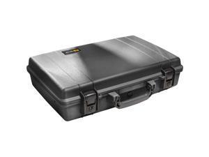 Pelican Black 1490 Laptop Case with Foam Model 1490-000-110