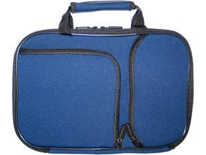"PC Treasures Navy Blue 9-10"" PocketPro Deluxe Neoprene Netbook Case Model 07090"