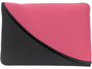 "PC Treasures Black/Pink FlipIt! 10"" Neoprene Tablet Sleeve Model 07103"