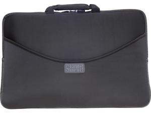 "PC Treasures Black 17"" SLIPIT! Notebook Case Model 07124"