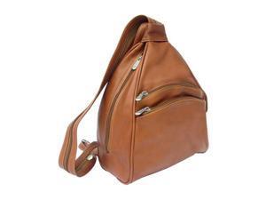 Piel LEATHER 9932 Two-Pocket Sling Saddle