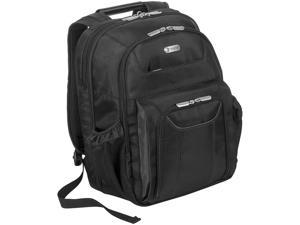 "Targus Black 16"" Checkpoint-Friendly Air Traveler Backpack Model TBB012US"