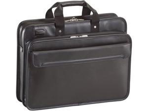 "Targus Black 16"" Commuter Leather Laptop Case Model TET027US"