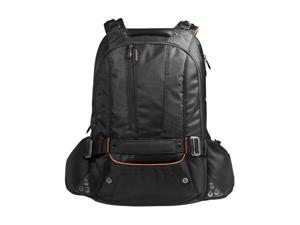 "Everki Black Beacon Laptop Backpack w/Gaming Console Sleeve, fits up to 18"" Model EKP117NBKCT"