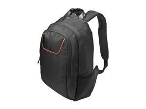 "Everki Black Guide Laptop Backpack w/Sleeve included, fits up to 15.6"" Model EKP114NBK"