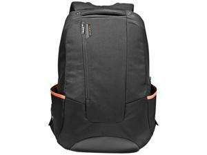"Everki Black 17"" Swift Light Laptop Backpack Model EKP116NBK"
