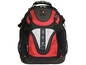 "Swissgear  MAXXUM 15.4"" GA-7303-13F00 Laptop Computer Backpack-Red"