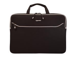 "Mobile Edge Black 14.1"" PC/13"" MacBook SlipSuit Ultrabook Neoprene Sleeve Model MESS1-14"