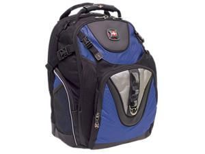 "Swissgear  MAXXUM 15.4""  GA-7303-06F00 Laptop Computer Backpack -Blue"