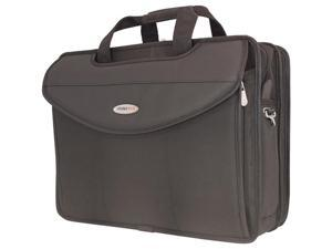 "Mobile Edge Black 17"" Premium V-Load Briefcase Model MEV17P"