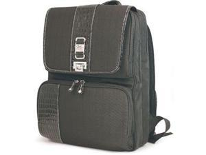 "Mobile Edge Black Onyx Women Laptop Backpack - 16"" PC/17"" MacBook Model MEBPW0"