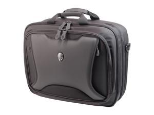"Mobile Edge Black 17.3"" Alienware Orion ScanFast Checkpoint Friendly Messenger Bag Model ME-AWMC2.0"