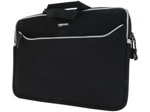"Mobile Edge Black SlipSuit - 15.6"" / 16"" Laptop Sleeve Model MESS1-16"