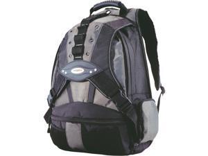 """Mobile Edge Silver/Black Premium Backpack for 17.3"""" Laptops Model MEBPP2"""