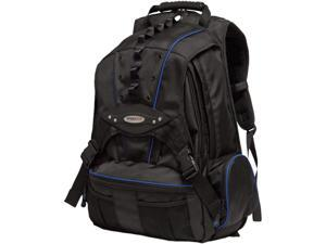Mobile Edge Premium Laptop Backpack- 17.3-Inch (Black/Navy)