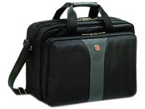 "Swissgear LEGACY 16"" WA-7652-14F00 Double Gusset Computer case"