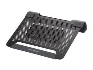 "Cooler Master Notepal U2 Laptop / Notebook Cooling Pad, Up to 17"" (2 x 80mm Configurable Fans)"