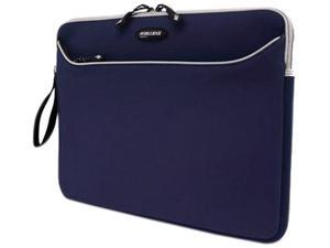 "Mobile Edge Navy Blue SlipSuit - 15.6"" / 16"" Laptop Sleeve Model MESS3-16"