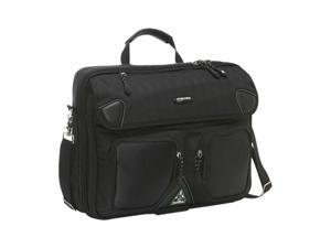 "Mobile Edge Black 16"" ScanFast Checkpoint Friendly Messenger Bag 2.0 Model MESFMB2.0"