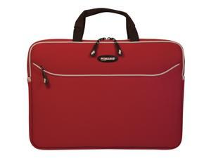 "Mobile Edge Red 17"" MacBook Pro Edition SlipSuit Model MESSM7-17"