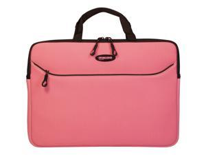 "Mobile Edge Pink 17"" MacBook Pro Edition SlipSuit Model MESSMX-17"