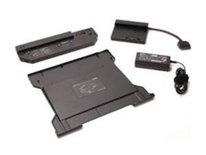 TOSHIBA PA3156U-3PRP Slim Port Replicator (w/Guide Plate, AC Adapter & Battery Charging Module)