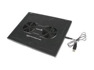 StarTech Lightweight Laptop Cooler with 2 Fans NBCOOLERLE