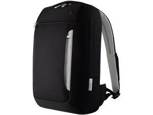 "BELKIN Black/Light Gray 15.4"" Slim Backpack Model F8N057-KLG"
