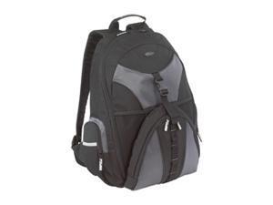 """Targus Black/Gray 15.4"""" Sport Backpack Model TSB007US"""