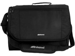 "Inland Black 15.1"" Notebook Carrying Case Model 02451"