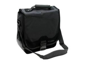 "Kensington Black 15"" SaddleBag Notebook Carrying Case Model 64079"