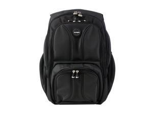 Kensington Black Contour Backpack Model K62238