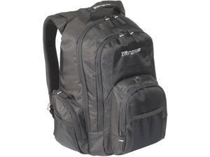 """Targus Black 15.4"""" Groove Notebook Backpack Model CVR600"""