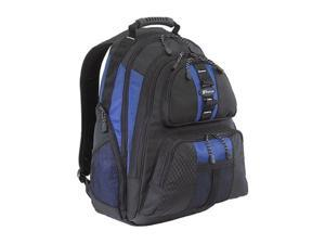"Targus Blue/Black 15.4"" Sport Laptop Backpack Model TSB215"