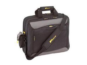 "Targus Black/Gray/Yellow 17"" CityGear Los Angeles Notebook Case Model TCG417"