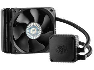 Cooler Master Seidon 120V – Compact All-In-One CPU Liquid Water Cooling System with 120mm Radiator and Fan