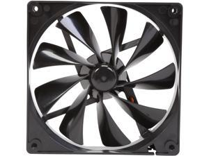 Thermaltake CL-F013-PL14BL-A 140mm Pure 14 Series Black High Airflow Case Fan