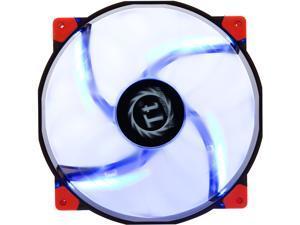 Thermaltake CL-F024-PL20BU-A 200mm Luna 20 Series BLUE LED High Airflow Case Fan