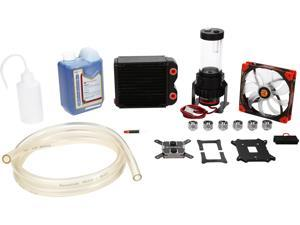 Thermaltake Pacific DIY LCS RL140 Water Cooling Kit CL-W072-CU00BL-A