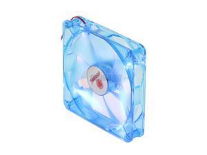 COOLMAX CMF-1425-BL UV Crystal LED Cooling Case Fan