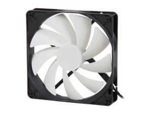 NZXT FX-140LB 140mm Enthusiast 3 Speed Fluid Dynamic Bearing 2000RMP Fan