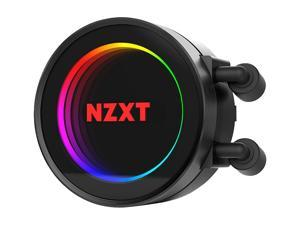 NZXT Kraken X42 RL-KRX42-01 140mm All-In-One Water / Liquid CPU Cooling with Software Controlled RGB Lighting