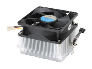 MASSCOOL 5F9001B1H3 80mm Ball CPU Cooler