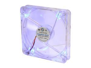 MASSCOOL BLD-14025S1L 140mm Blue LED Case Fan