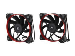 Corsair Air Series AF120 Performance Edition CO-9050004-WW 120mm Twin Pack High Airflow Case Fan