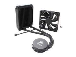 CORSAIR Hydro Series H55 Quiet Edition Water / Liquid CPU Cooler 120mm