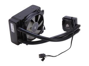 CORSAIR Hydro Series H80i High Performance Water/Liquid CPU Cooler. 120mm