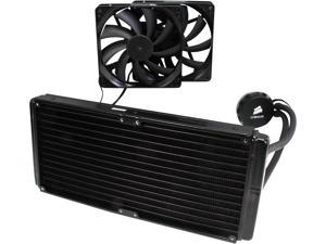 Corsair Certified Hydro Series H110 Extreme Performance Water/Liquid CPU Cooler (CW-9060014-WW/RF)