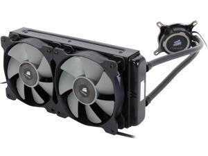CORSAIR Hydro Series H105 CW-9060016-WW/RF H105 Extreme Performance 240mm Liquid CPU Cooler