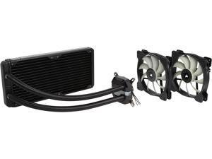 Corsair Hydro Series H115i Extreme Performance Liquid CPU Cooler, 280mm CW-9060027-WW